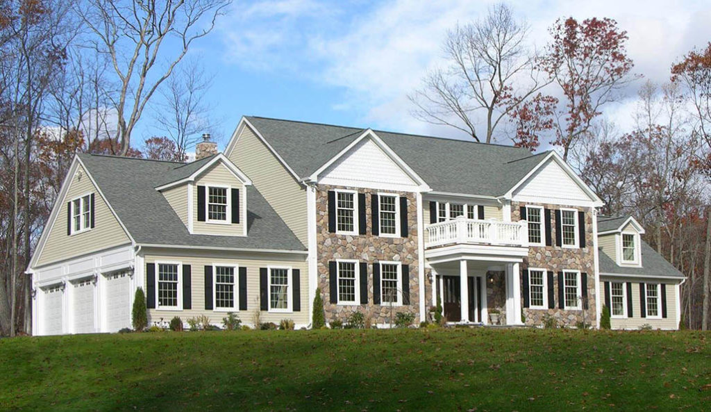 Ridgefield Colonial Modular Home