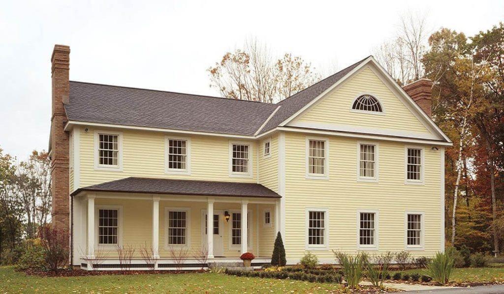 Custom Colonial Modular Home 4