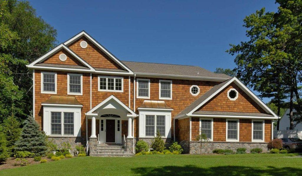 Custom Colonial Modular Home 7
